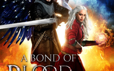 COVER REVEAL- A BOND OF BLOOD AND FIRE