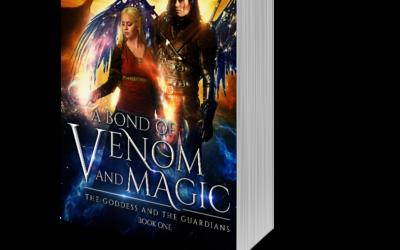 A BOND OF VENOM AND MAGIC-COVER REVEAL & DEAL!