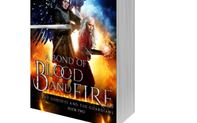 COUNTDOWN TO RELEASE! A BOND OF BLOOD AND FIRE!