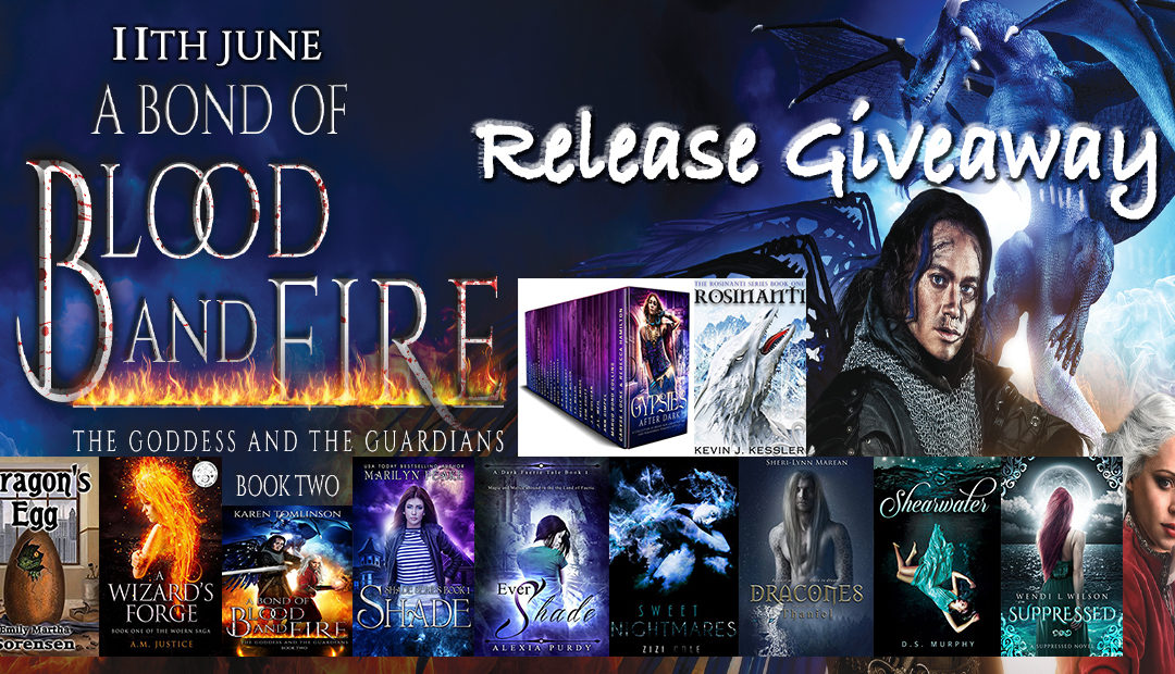 Awesome Pre-Release Giveaway!