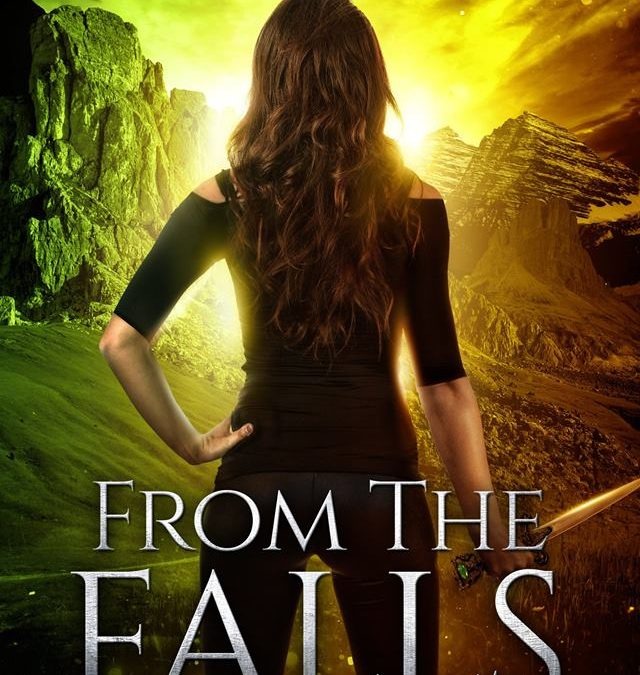 Cover Reveal! The Falls- Book Two!