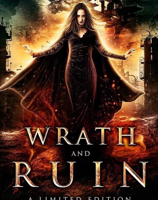 Wrath and Ruin SFF Boxset preorder available!