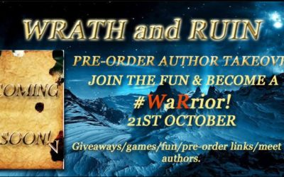 Welcome the WRATH & Brave the RUIN!