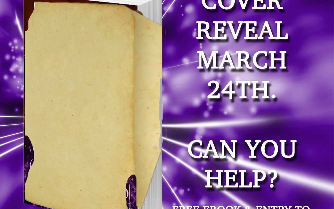 Cover reveal sign up! FREE ebook and giveaway