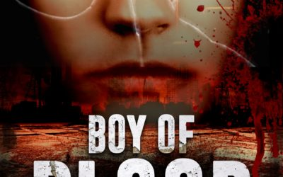 Boy of Blood release & Kindle Fire giveaway.