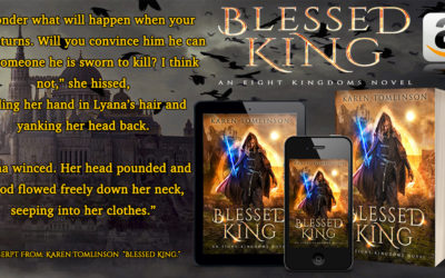 SIX Days to go! Blessed King is coming soon!