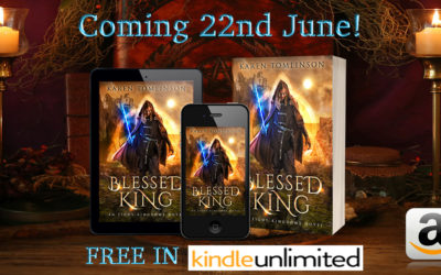 A Blessed King Teaser for you!