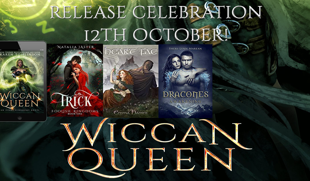 Wiccan Queen Release Party!